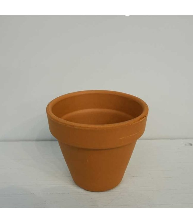 Pot, Terracotta 4 in