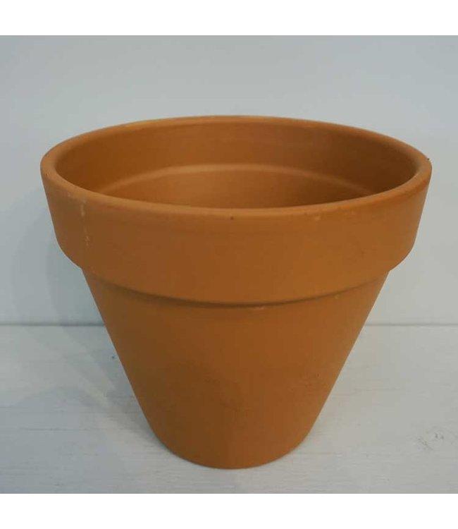 Pot, Terracotta 8 in
