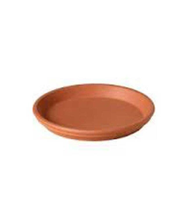 """Saucer, Terracotta 4"""""""