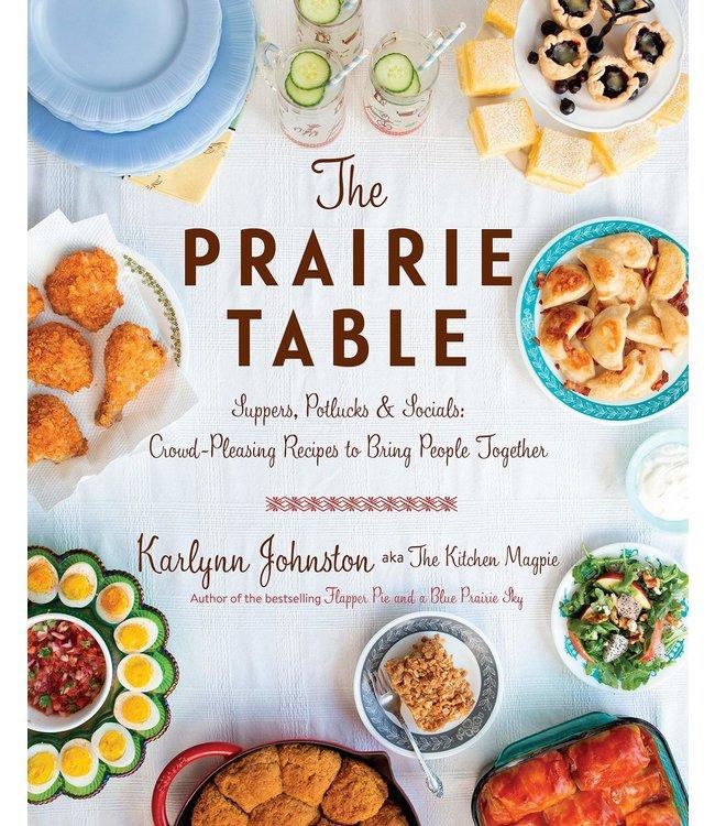 Book, The Prairie Table