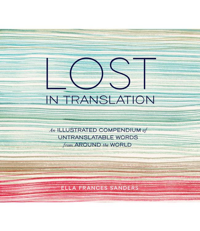 Book, Lost in Translation