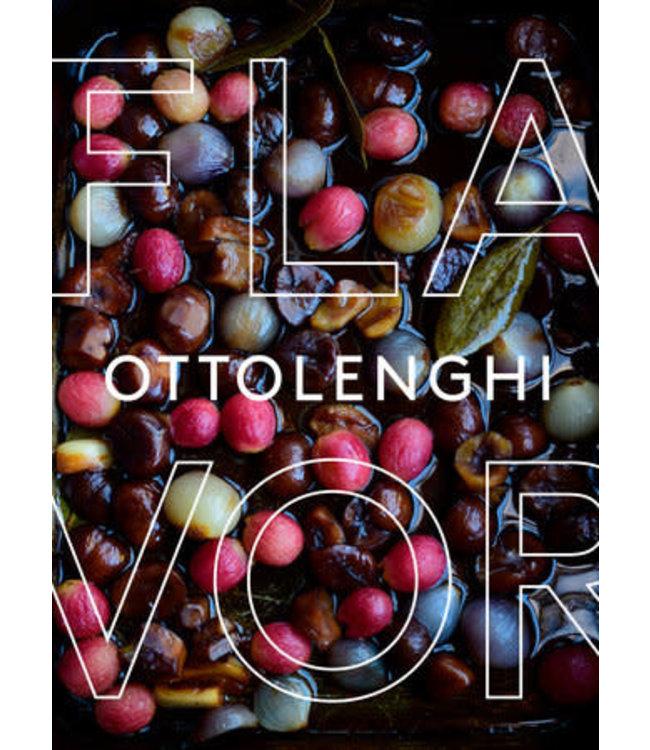 Book, Flavor Ottelenghi