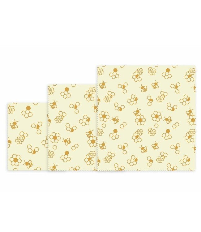 Beeswax Wraps, Bees