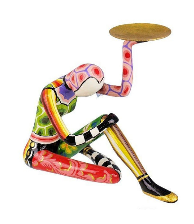 Acrobat, Sitting 39 cm