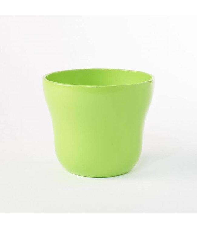 Potcover, Green Taper 5 in