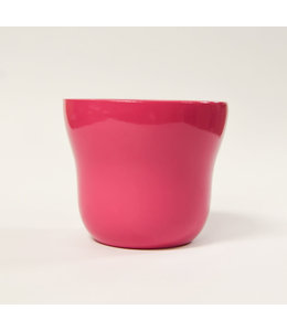 Potcover, Pink Taper 5 in