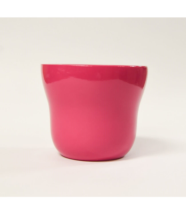 """Potcover, Pink Taper 5"""""""