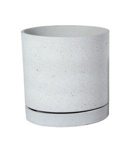 "Pot, Sandstone 16"" w/s"