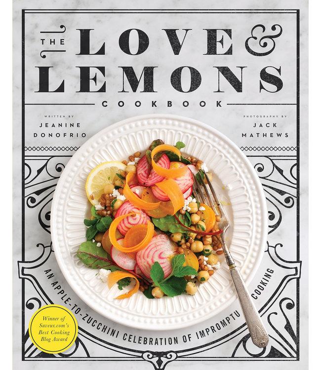 Book, Love & Lemons Every Day