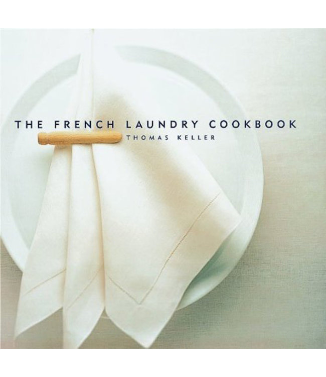 Book, French Laundry Cookbook