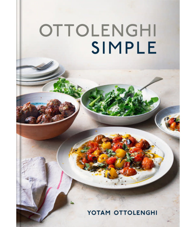 Book, Ottolenghi Simple