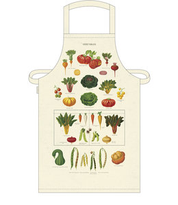 Apron, Vegetables