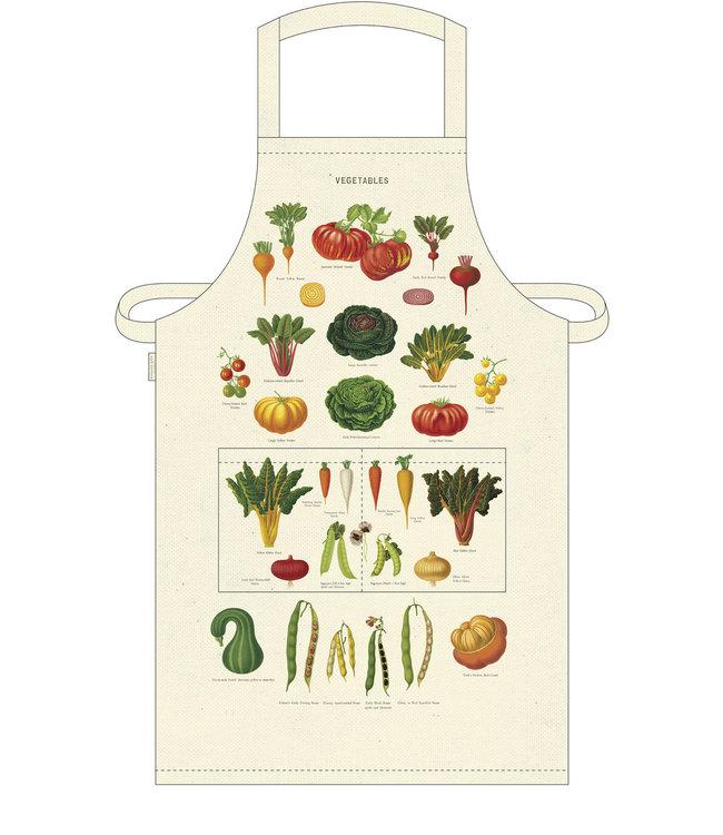 Apron, Vegetables