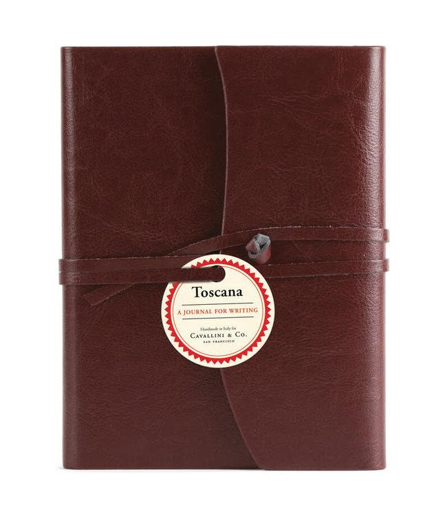 Journal, Toscana Red