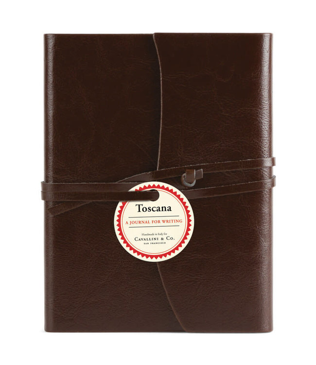 Journal, Toscana Brown