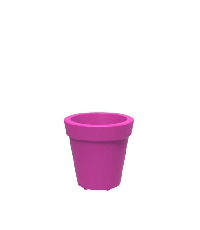 Twist Pot Tera  14in Purple