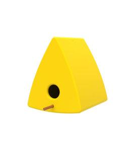 Twist Bird House Casa Yellow TW