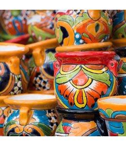 Pot, Michoacana 4 in