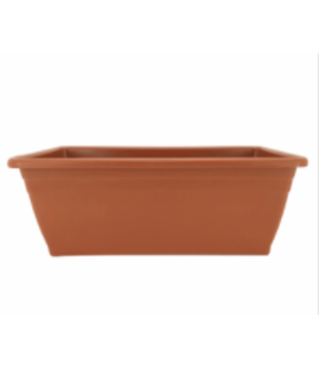 Planter, Rail Terracotta 23.8x11.75x9 in