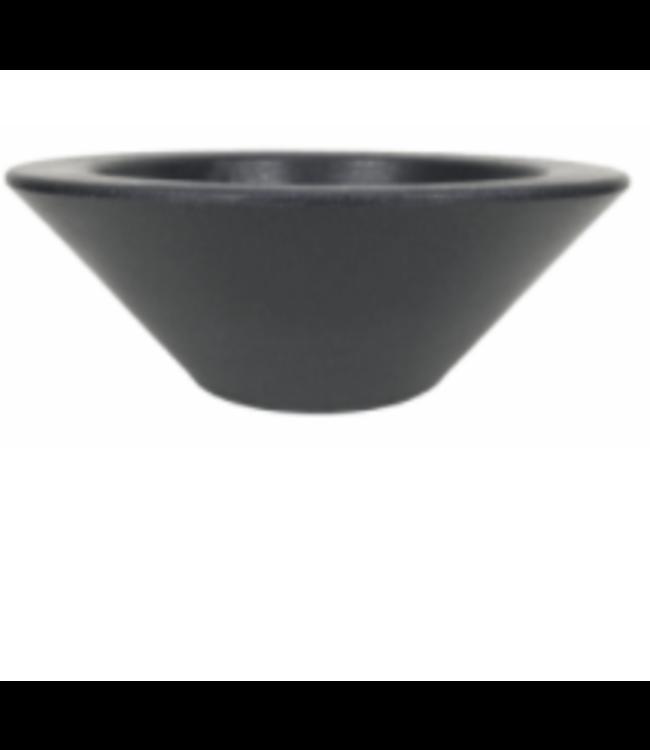 Pot, Dalia Bowl, Anthracite 15 in