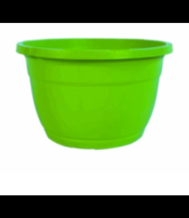 Basket, Hanging, Lime Green 10 in
