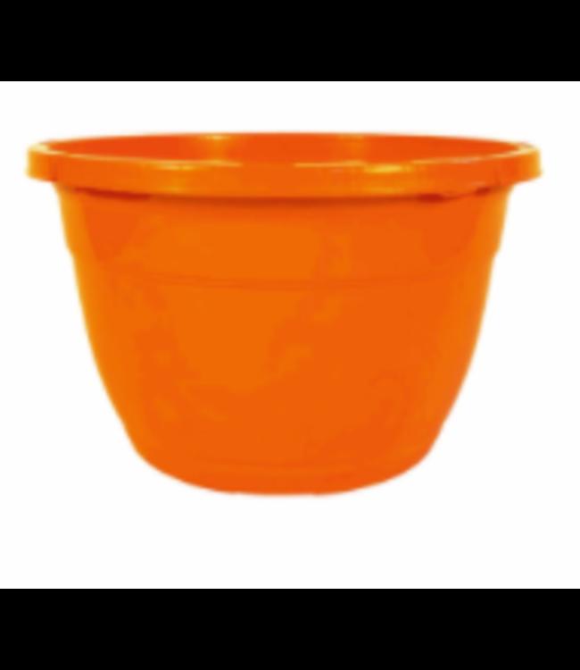Basket, Hanging, Orange 10 in