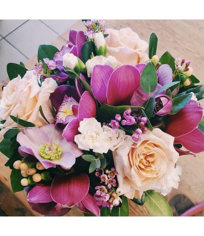 Pink Kisses, Bouquet