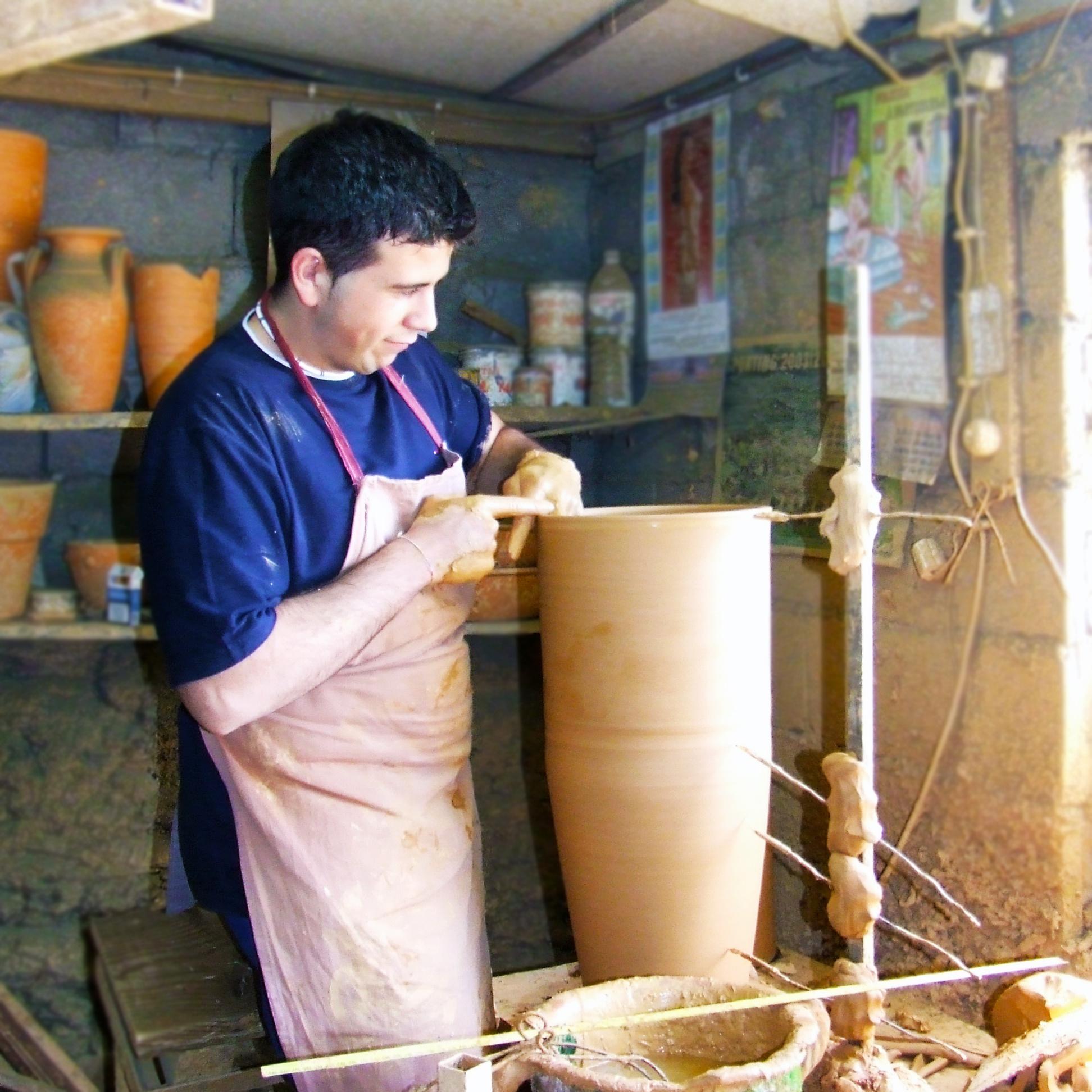 Terracotta Maker