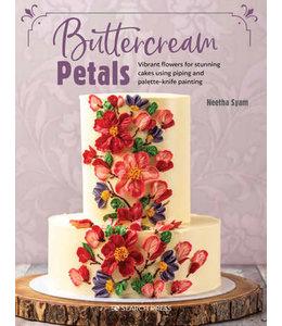 Book, Buttercream Petals