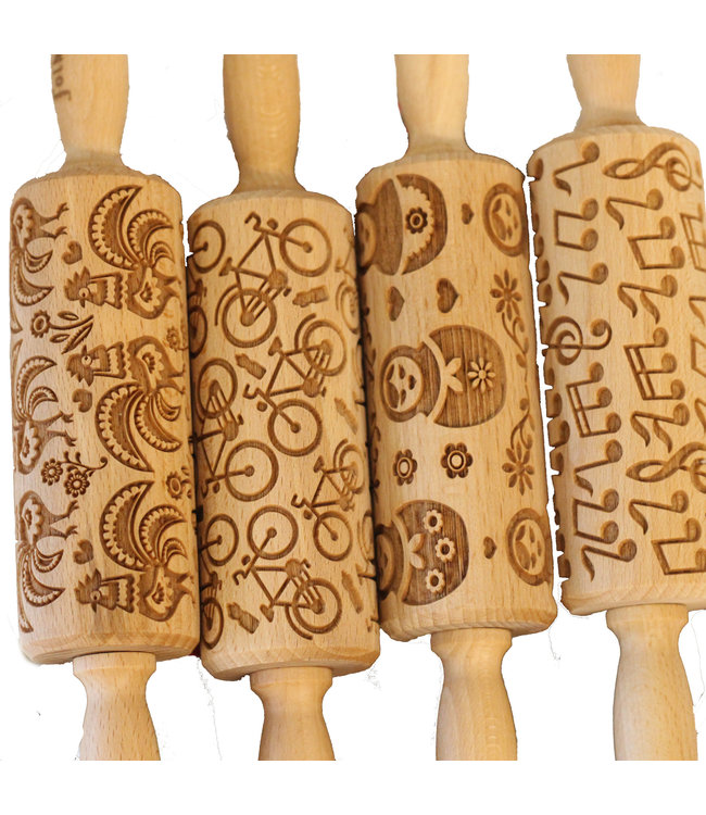 Rolling Pin, Small 23x4.5cm
