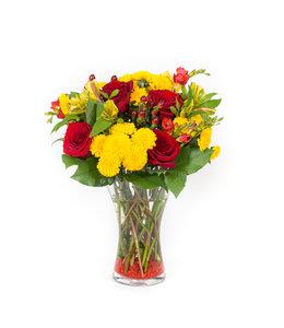 Floral Arrangement,  Sunny Days