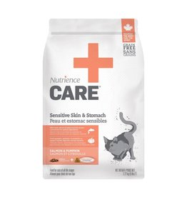 NUTRIENCE Nutrience Care Cat Sensitive Skin & Stomach, 2.27kg