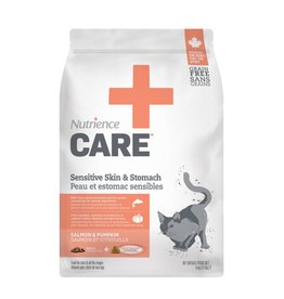 NUTRIENCE Nutrience Care Cat Sensitive Skin & Stomach, 5kg