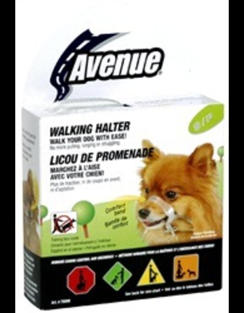 AVENUE (D) Avenue Training Walking Halter Small.-V