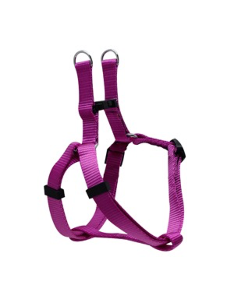 DOG IT (D) Dogit Style Adjustable Step In Dog Harness, Purple, X-Small (LC)