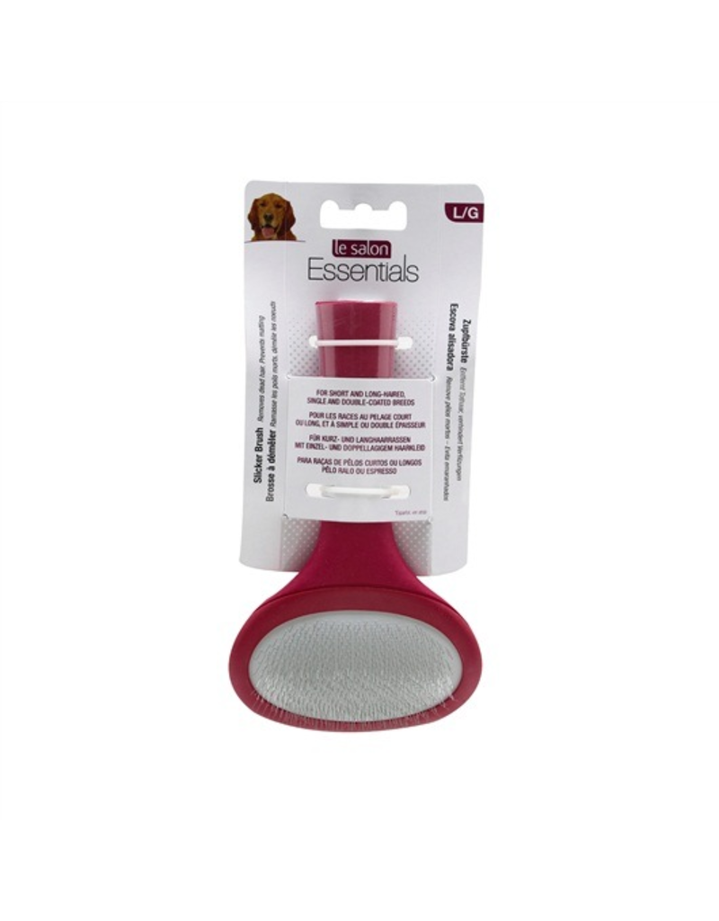 LE SALON LS Essentials Slicker Brush, Large-V
