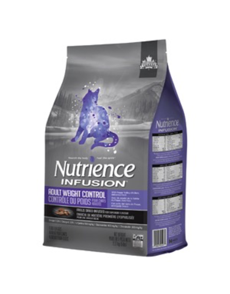 NUTRIENCE Nutrience Infusion Adult Weight Control - Chicken - 2.27 kg (5 lbs)