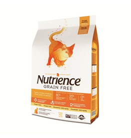 NUTRIENCE Nutrience Grain Free Turkey, Chicken & Herring- 5 kg