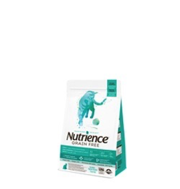 NUTRIENCE Nutrience Grain Free - Indoor Cat – Turkey, Chicken & Duck Formula - 2.5 kg