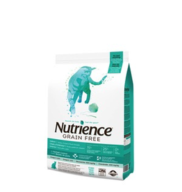 NUTRIENCE Nutrience Grain Free - Indoor Cat Turkey, Chicken & Duck Formula - 5 kg