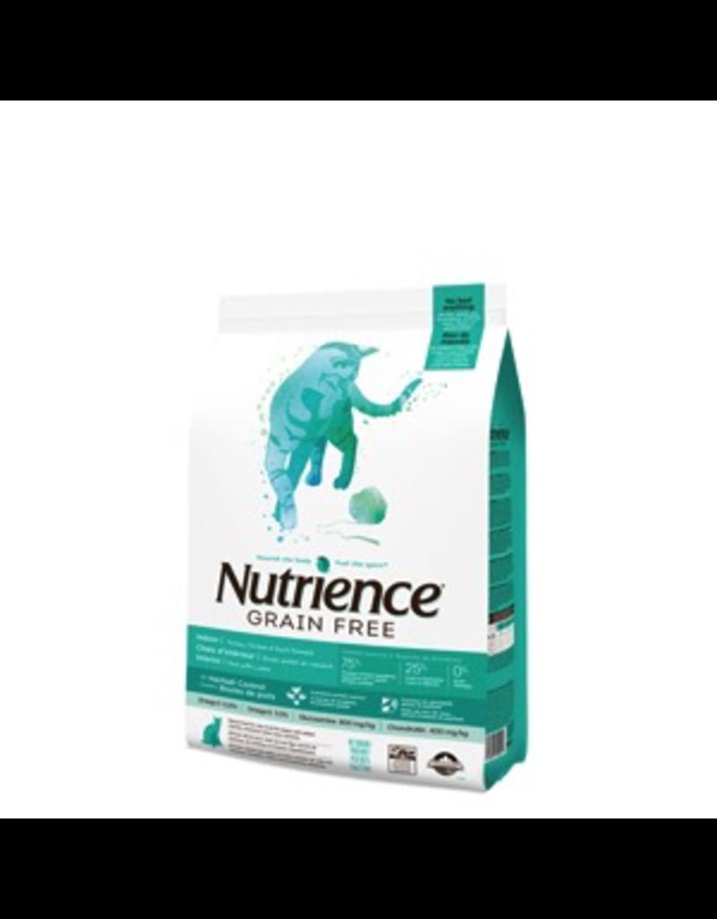 NUTRIENCE Nutrience Grain Free - Indoor Cat Turkey, Chicken & Duck Formula - 5 kg