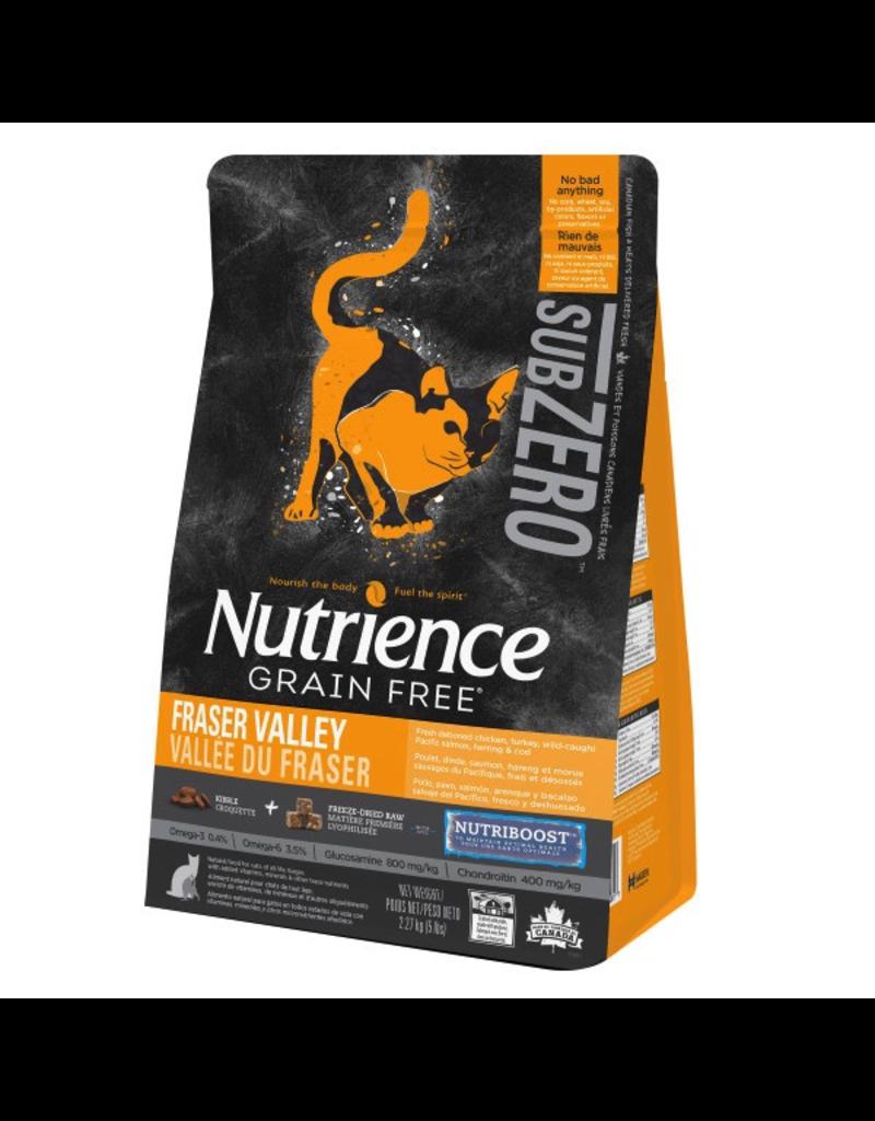 NUTRIENCE Nutrience Grain Free Sub Zero - Fraser Valley, 5 kg