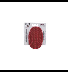 LE SALON (W) Le Salon Essentials Rubber Grooming Brush w/handle