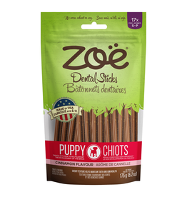 ZOE Zoë Dental Sticks for Puppies - Cinnamon Flavour - 175 g (6.2 oz)