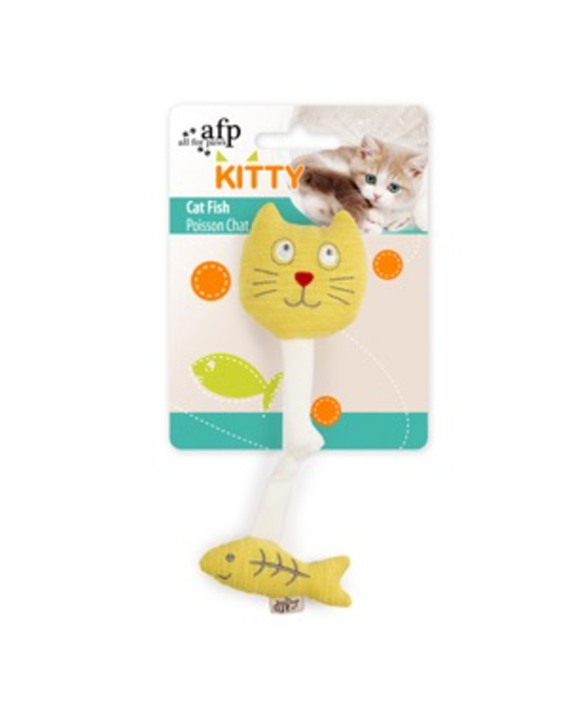 AFP (D) All for Paws - Kitty Cat Fish