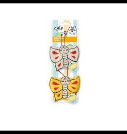 AFP (D) AFP Catoon Butterflies 2pk