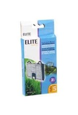 ELITE (D) Elite Hush 5 Carbon Cartridge, 2Pk-V