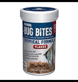 FLUVAL Fluval Bug Bites Tropical Flakes, 45 g