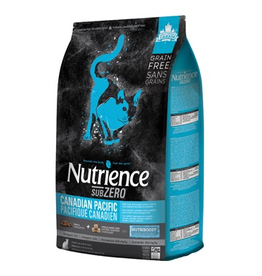 NUTRIENCE Nutrience Grain Free Subzero for Cats - Canadian Pacific - 5 kg (11 lbs)