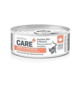 NUTRIENCE Nutrience Care Cat Sensitive skin & Stomach Can, 156g
